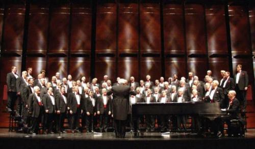 Image of the MacDowell Male Chorus